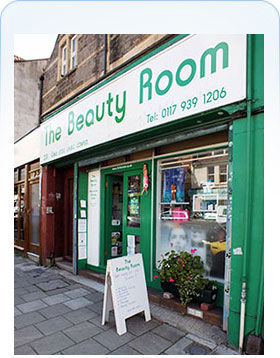 The Beauty Room, Bristol on North Street